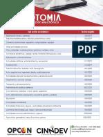 Calendario Factura Electrónica
