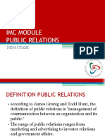 Public Relations.ppt English