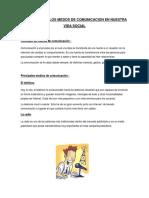 INFLUENCIA DE LOS MEDOS DE COMUNICACION EN NUESTRA VIDA SOCIAL.docx