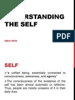 Understanding the Self