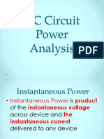 8 AC Circuit Power