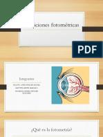 Mediciones-fotométricas