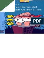352025168 Las Aventuras Del Capitan Calzoncillos Page 1 Convertido