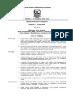 Perbup Nomor 41 Tahun 2008 Rencana Tata Tanam Rencana Pengaturan Air Irigasi Tahun 20082009 Dan Jadwal Pengeringan Jaringan Irigasi