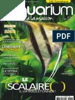 l'Aquarium a La Maison - Mars-Avril 2019