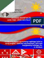 8 Andres Bonifacio and the 1896 Revolution