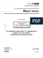 (Collection DCG intec 2013-2014) Florence BERNAL, Jean-Pascal RÉGOLI - UE 114 Droit fiscal Série 2-Cnam Intec (2013).pdf