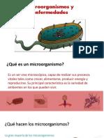 Bacterias. Bioseguridad
