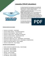 Lista de Comandos NMAP