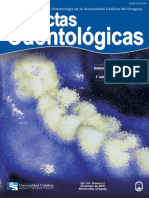 Actas Odontologicas. Vol. 07 Num. 2 (2010) - Facultad de Odontologia (Editor)