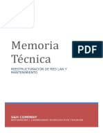 Memoria Tecnica 6.1