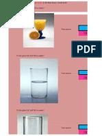 Volume of Liquid Teaching Aids