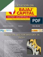 PRESENTATION ON bajaj capital.pptx