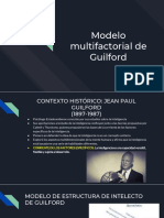 Inteligencia Guilford