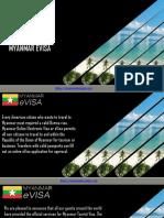 Myanmar evisa Requirements