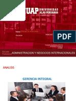 Gerencia 2019 1era. 1