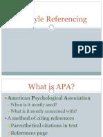 APA Citation 1