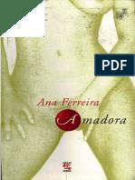 Amadora - Ana Ferreira