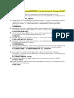 Evidencia 1 - De Conocimiento - Actividad Interactiva - Conceptos SG-SST
