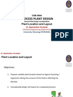 Lec 3 Plant Location and Layout
