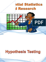 SW Review - Inferential & Research