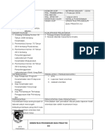 SOP Orientasi Prosedur Dan Praktik K3