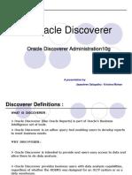 Discoverer10g Administration .ppt