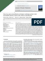 Journal of Cleaner Production Volume issue 2016 [doi 10.1016%2Fj.jclepro.2016.11.057] Xing, Yaowen; Gui, Xiahui; Cao, Yijun; Wang, Dapeng; Zhang, Haij -- Clean low-rank-coal purification technique com.pdf