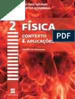 Física 2018 Contexto & Aplicações Vol - 2 Antonio Maximo Beatriz Alvarenga