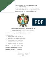 Informe Metacentro - Ic 337