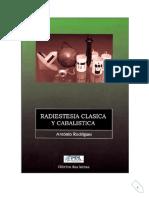 Radiestesia Clasica Y Cabalistica Traduccin Antonio Rodriguez 1