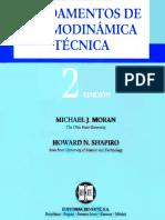 Fundamentos de Termodinámica Técnica