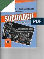 Carte Sociologie Clasa a XI-A, Partea 1, Cap. 1, 2, 3