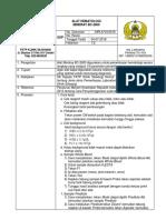 3.1.1.1 SOP Alat Hematologi Mindray BC-26000