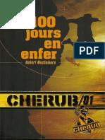 Robert Muchamore - Cherub, Tome 1 - 100 Jours en Enfer