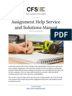Assignment Help Service and Solutions Manual.pdf