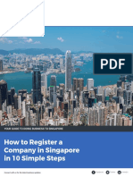 How to Register a Company in Singapore in 10 Simple Steps