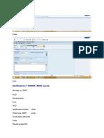 AMC SAP Procedure Doc
