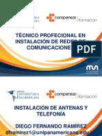Clases Instalacion Antenas 1