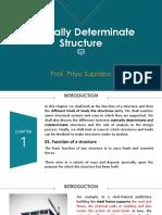 Statically Determinate Structure 01