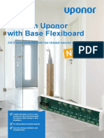 Uponor Folder Base Flexiboard 230 v Room Control en 1089190