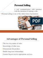 Process of Personal Selling (2)