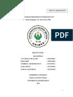 Cbr Geografi Ekonomi Dan Pembangunan