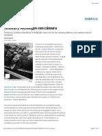 Artistas y sociólogos con cámara | Babelia | EL PAÍS