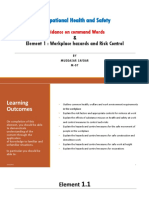Guidance on Command Words