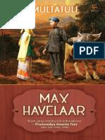 Multatuli - Max Havelar.pdf