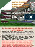 Clasificaciones Geomecanicas Del Macizo Rocoso - Copia
