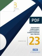 23 - Transporte Ferroviario (Propostas CNI)
