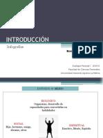 Ecologia Forestal - 1era clase.