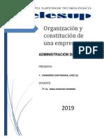 Organizacion de Pymes